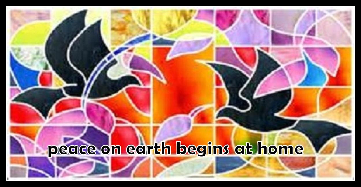 Dove SELAH Peace on Earth